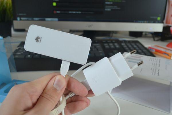 Обзор mini Wi-Fi роутера Huawei WS331a