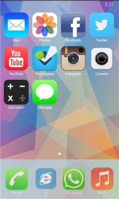 Новые лаунчеры превращают Windows Phone вiOS иAndroid