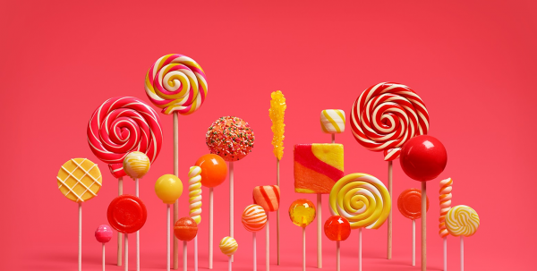 ����������� ������ ��������� � ������������ � Android 5.0 Lollipop