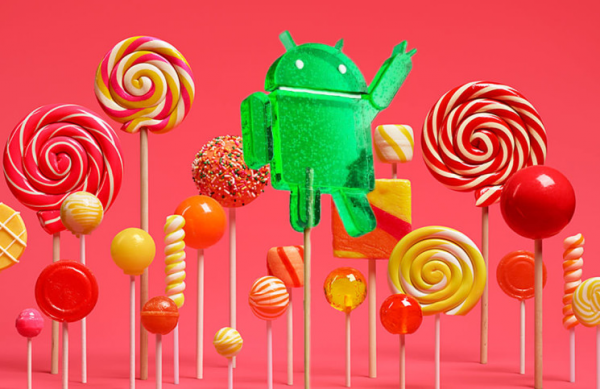 Android 5.0 Lollipop: ����� ����� � ����� ���������� ������� ����������