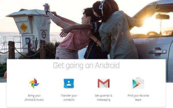 Google выпустила руководство по переходу с iOS на Android