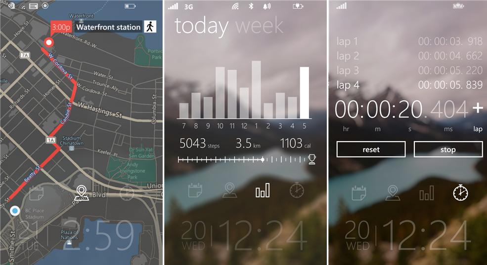 Темы для экрана блокировки Windows Phone 8.1 уже на подходе | 537x985