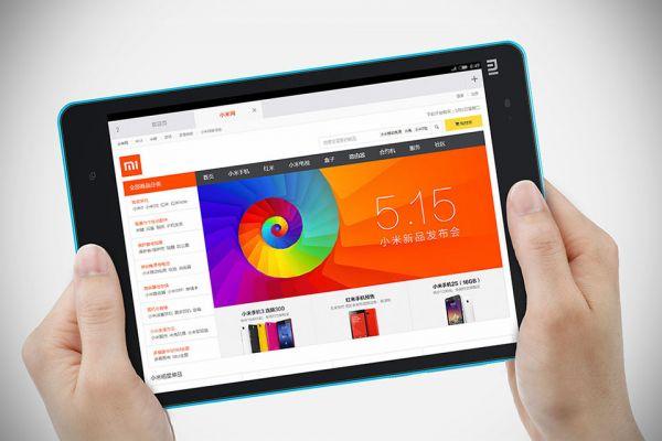 В сети появились технические характеристики нового планшета от Xiaomi