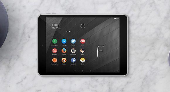 Nokia N1— первый планшет набазе Android 5.0 Lollipop отлегендарной компании