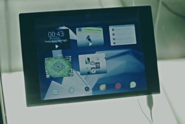 Стала доступна презентация планшета Jolla в видео-формате