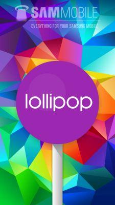 Новое видео-превью прошивки Android 5.0 Lollipop на смартфоне Samsung Galaxy S5