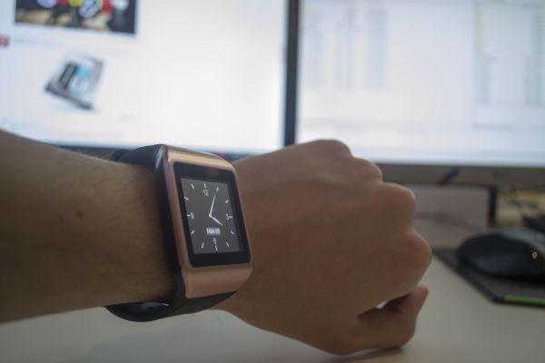 Обзор смарт-часов teXet TW-200