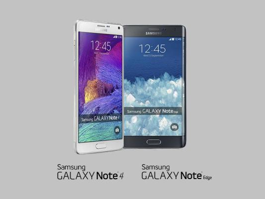 Samsung GALAXY Note 4 и Note Edge получат сразу Android 5.0.1 Lollipop