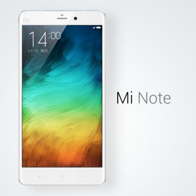 ������ ����� ���������� ������ �������� Xiaomi Mi Note