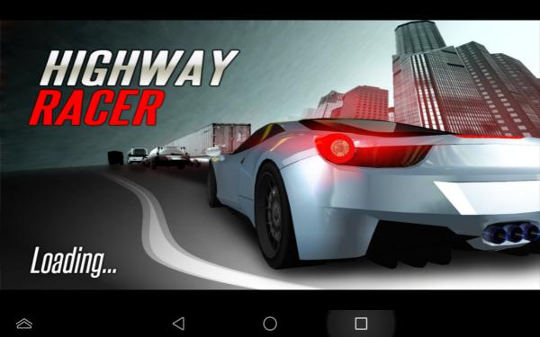 Взлом игры Highway Racer.