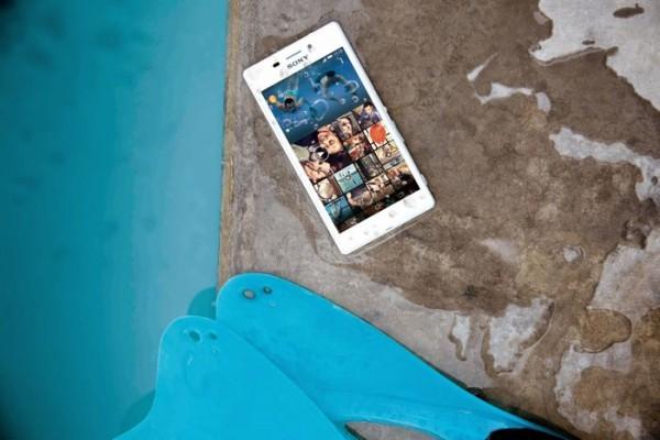 На MWC 2015 будет представлен влагозащищенный Sony Xperia M4 Aqua