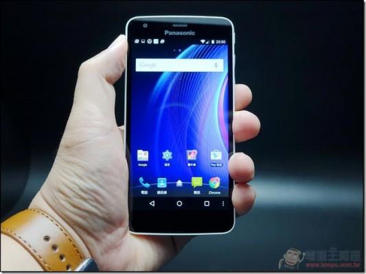 Panasonic Eluga U2 — новый смартфон от японского производителя
