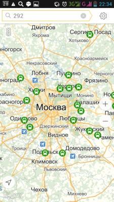 """Обзор приложения """"Яндекс.Транспорт"""" для Android"""