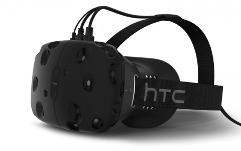 HTC Vive - шлем виртуальной реальности