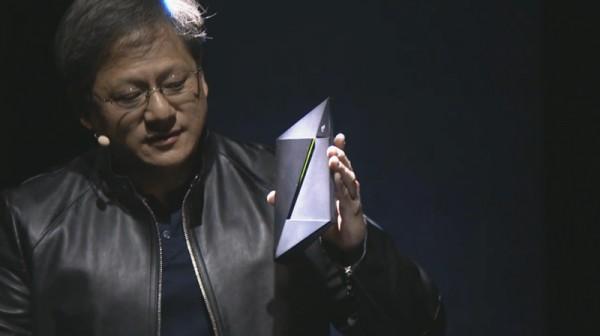 NVIDIA показала игровую приставку с Android TV и играми от ПК и консолей