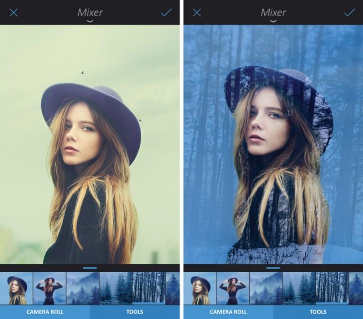 Самое модное приложение для фото