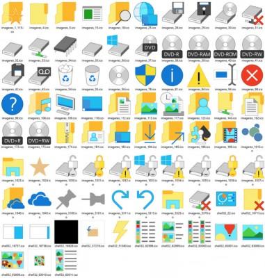 Опитування: нові іконки в Windows 10