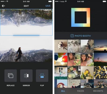 Разработчики Instagram выпустили новое приложение для создания коллажей