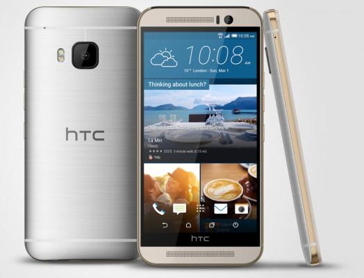 HTC решила проблему с перегревом One M9