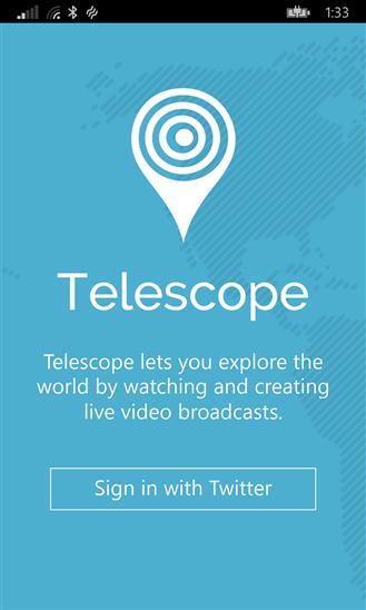приложение телескоп скачать