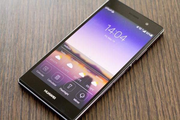 Официальные рендеры Huawei P8 Lite утекли в сеть