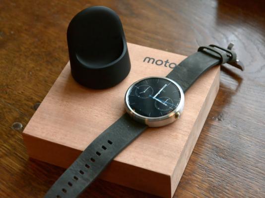 Цена Motorola Moto 360 в американском Google Store снижена до 165 долларов