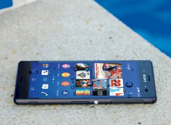 Новый флагман Xperia Z5 может выйти уже в этом году