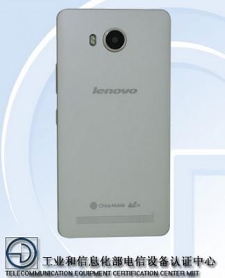Lenovo A5860 сертифицирован в TENAA