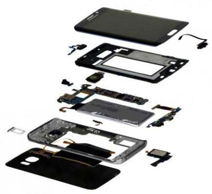 Galaxy S6 Edge — самое дорогое по себестоимости устройство Samsung