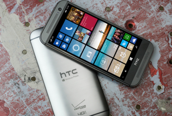 HTC и Microsoft работают над новым смартфоном на базе Windows 10