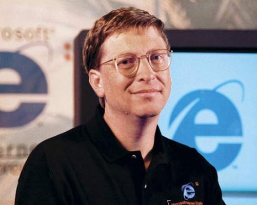 В 1999 году Билл Гейтс предсказал современные технологии