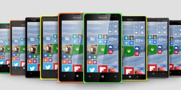 Windows 10 Technical Preview: обновление для Lumia 520/525 временно отозвано