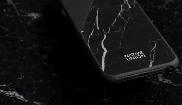 Мраморный чехол для iPhone 6