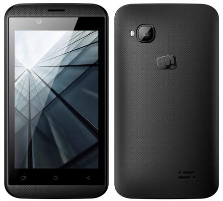 В России представлен дешевый смартфон Micromax Bolt S300
