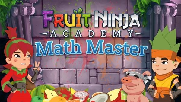 Fruit ninja: math master игра.