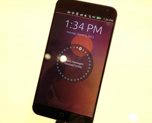 ������������ ������ Meizu MX4 Ubuntu Edition ��������� 18 ���