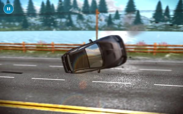 Как в asphalt 8 сделать идеальное нитро