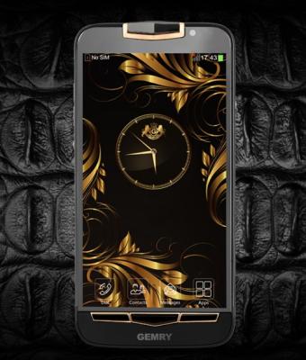 Появился новый премиум-смартфон GEMRY R12