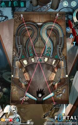 На Android и iOS появился пинбол по вселенной Portal