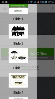 Открытый и бесплатный LibreOffice вышел на Android