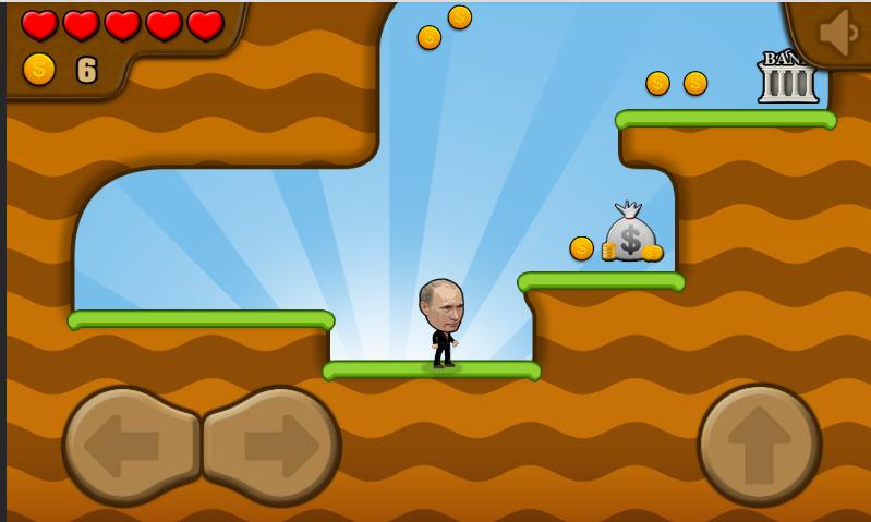 Игра про россию на андроид