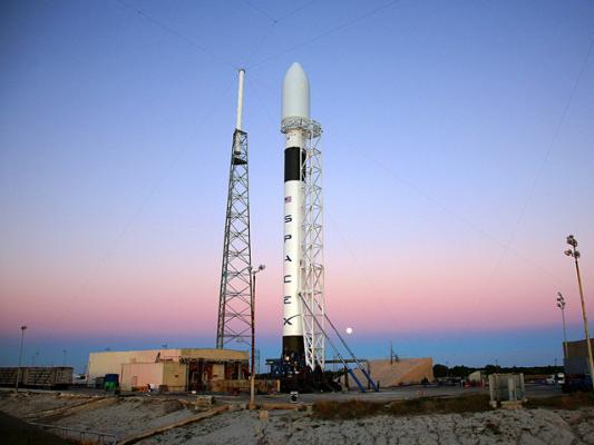 Ракета Falcon 9 взорвалась по пути на МКС
