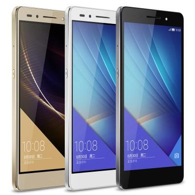 Huawei презентовала новый премиальный флагман Honor 7