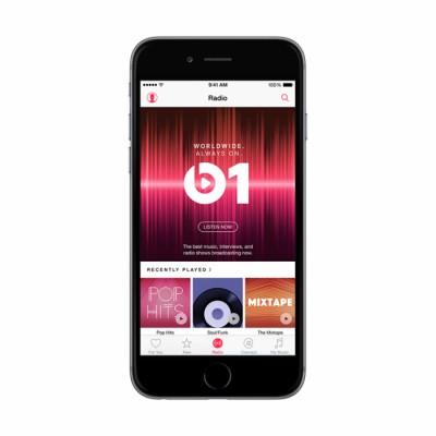 Apple выпустила обновление iOS 8.4 и запустила свой новый музыкальный сервис