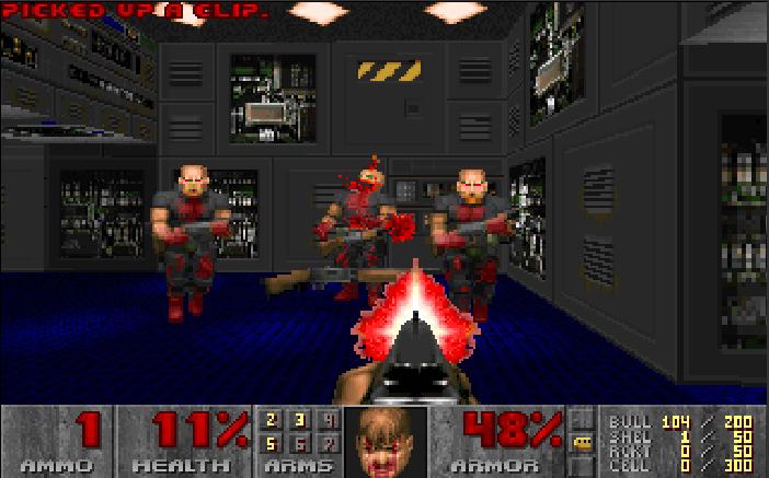 Doom 1 Скачать Бесплатно - фото 10