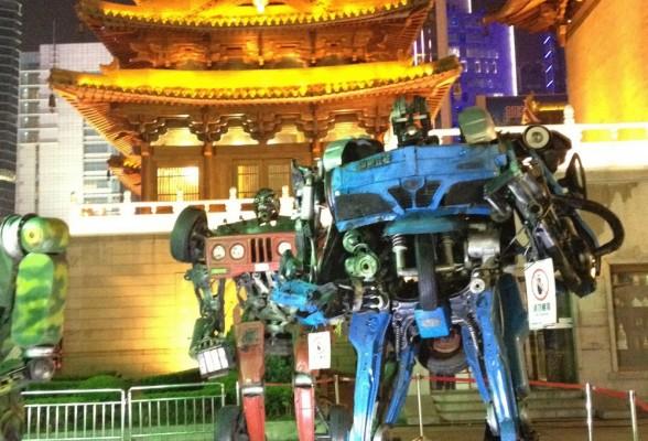 Первый в мире супермаркет роботов откроется в Китае