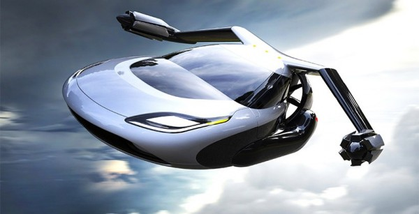 Компания Terrafugia развивает концепцию летающих автомобилей