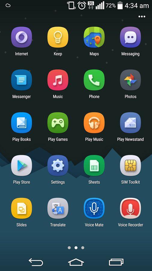скачать иконки для android