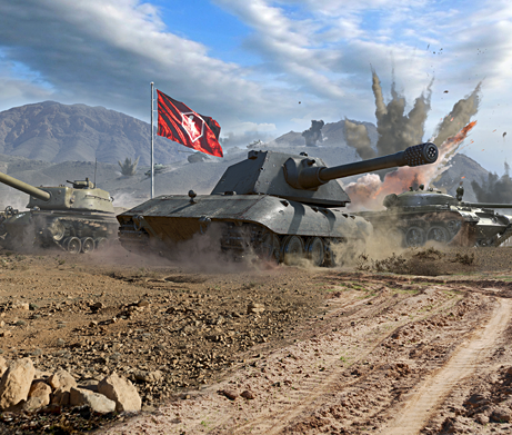 В следующем обновлении World of Tanks: Blitz появятся кланы