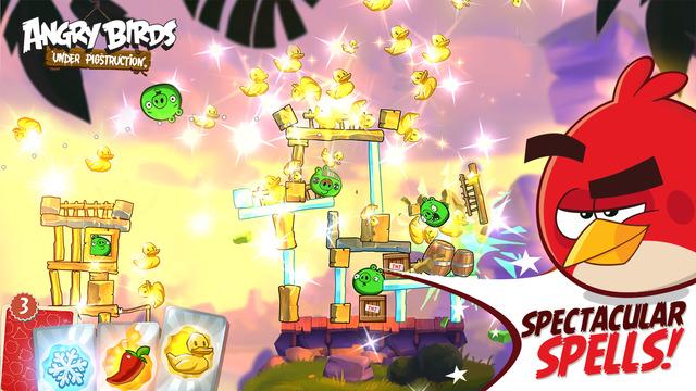 Скачать игру Angry Birds 2 для андроид - APKMEN